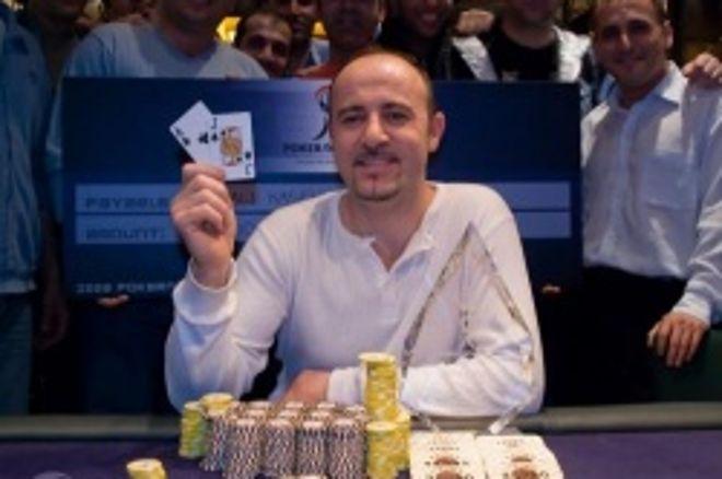 Melbournes selgus PokerNews Cup Australia 2008 võitja 0001