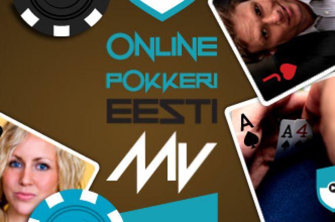 Limit Holdemi Eesti meistriks online pokkeris tuli Ottokatz 0001