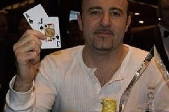 Нали Каселиас выигрывает главный турнир PokerNews Cup 0001