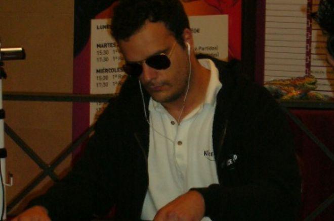Mauro Stivoli Campeón del mundo de Heads-Up 0001