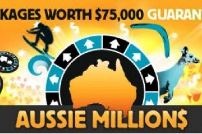 $75,000 в пакети за Aussie Millions от Betfair 0001