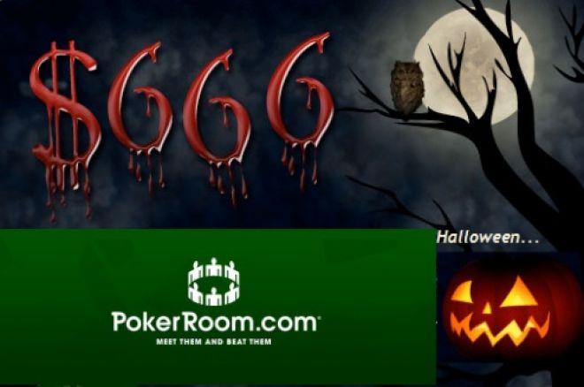 PokerRoom Oferece Bónus 200% até $666 no Dia das Bruxas… 0001