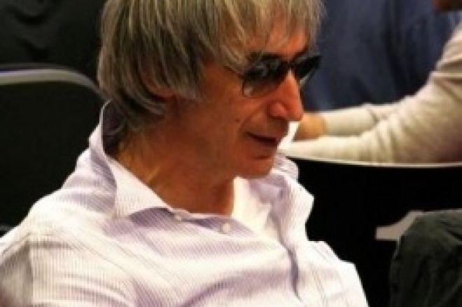 Мауро Корсетти выходит в лидеры по итогам дня 1b в Будапеште 0001