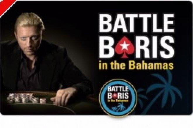 Igraj poker proti Borisu Beckerju na Bahamih! 0001