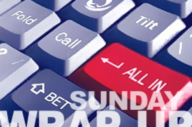 The Sunday Wrap-up.  METZMAGNY Takes down the Sunday Million 0001