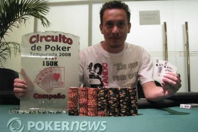 Daniel Mendes Vence o 150K Garantidos Do All-in 0001