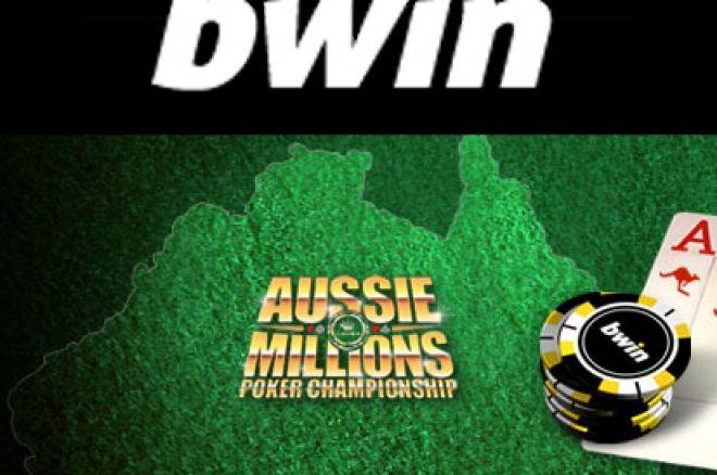Ganhe um Pacote de $18,000 Para o Aussie Millions 2009 0001