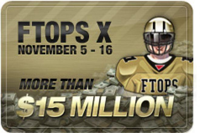 Arrancam Hoje as FTOPS X na Full Tilt Poker 0001
