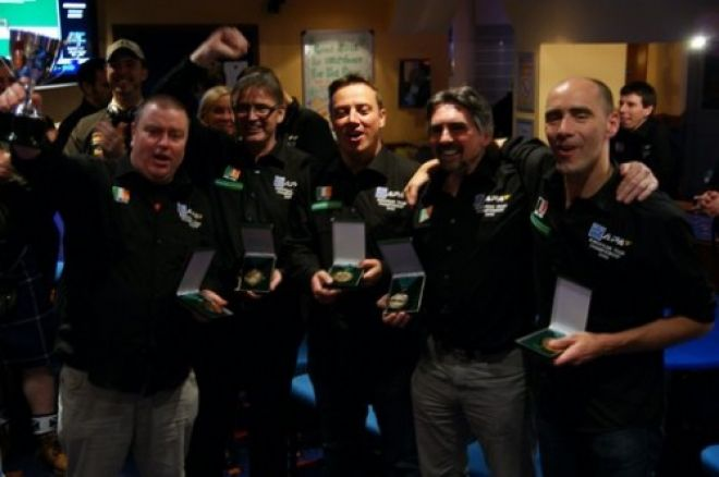 Ireland win APAT Team Championship, Christmas freerolls at Ladbrokes and more 0001