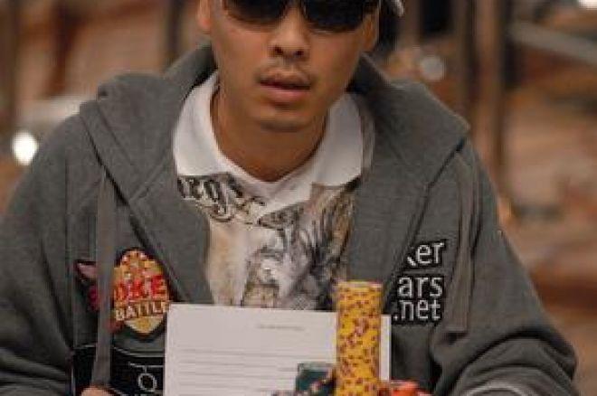 2008 WSOP 'Деветимата от Ноември': David 'Chino' Rheem 0001