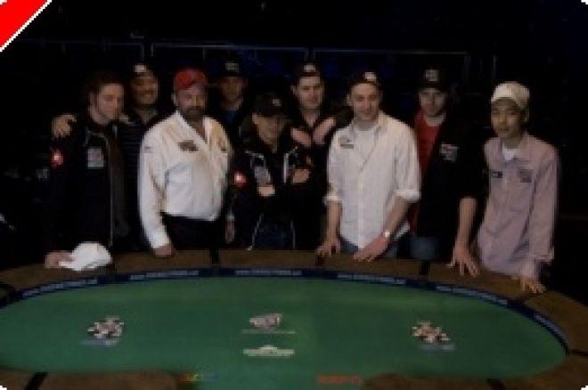 WSOP finalebord spilles i kveld 0001
