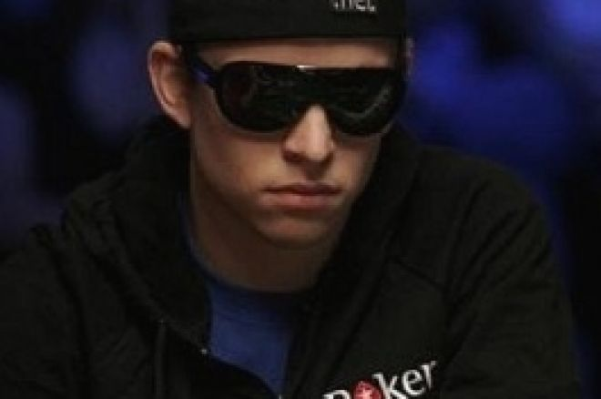 World Series of Poker finalisten - Peter Eastgate 0001