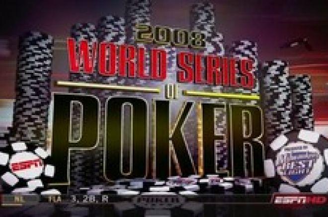 Иван Демидов на финальном столе WSOP Main Event, в игре... 0001
