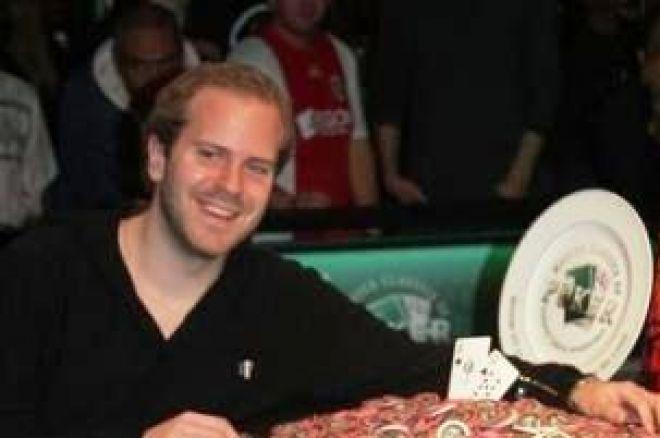 Michael Tureniec wint eerste toernooi Master Classics of Poker 2008 - Peter Eastgate... 0001