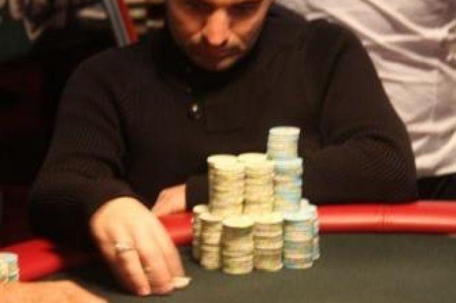 Raúl Páez en la mesa final del torneo de Omaha en Amsterdam 0001
