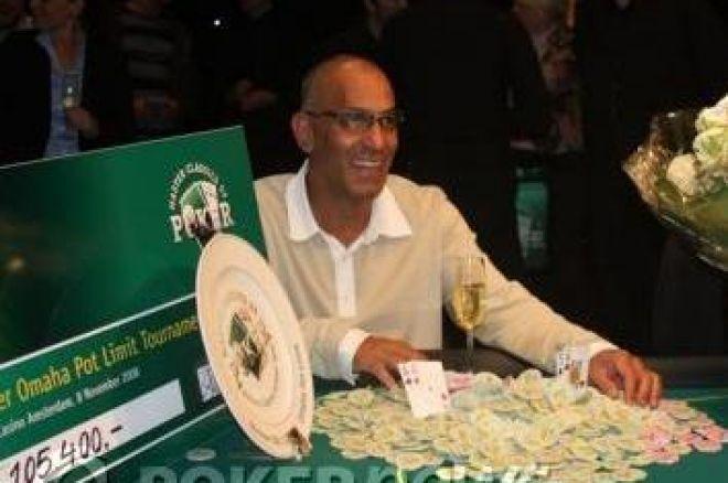 Surinder Sunar Omaha kampioen bij de MCOP + meer pokernieuws 0001