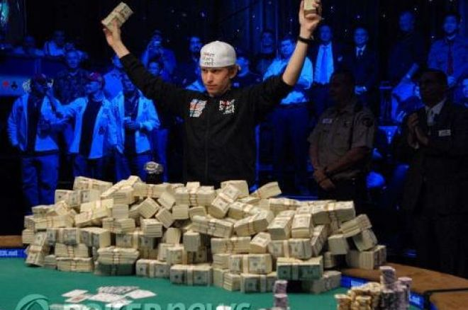 Peter Eastgate е Шампион на WSOP 2008 0001