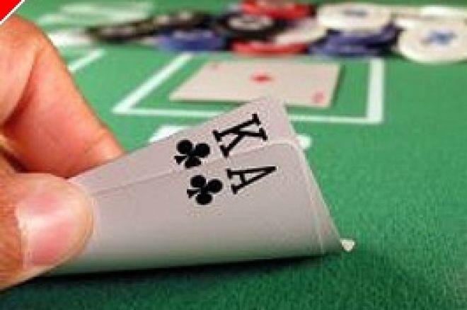 Stratégie Poker Cash Games - Jeter une paire d'As 0001