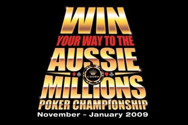 $30 000 i Aussie Millions freerolls hos Poker770 0001