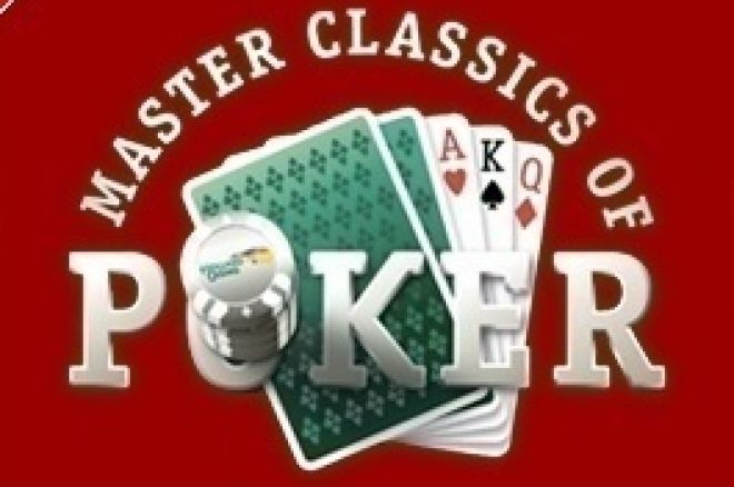 Master Classics of Poker Main Event + meer pokernieuws 0001