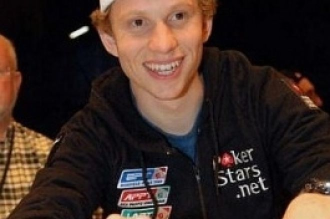 2008 WSOP Main Event でPeter Eastgateが史上最年少優勝! 0001