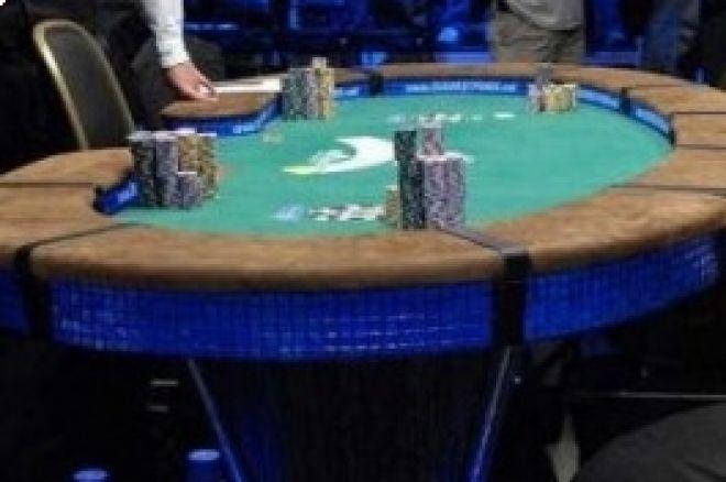 Mesa Final das WSOP 2008 Disponível em Leilão 0001