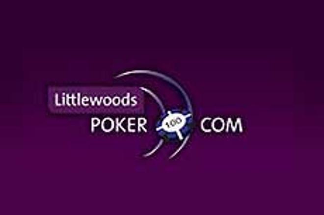 Välkommen till PokerNews och Littlewoods Pokers rake race 0001