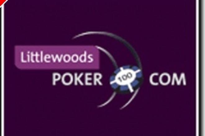 Littlewoods pokkerituba ja PokerNews korraldavad rake race`i magusate auhindadega 0001