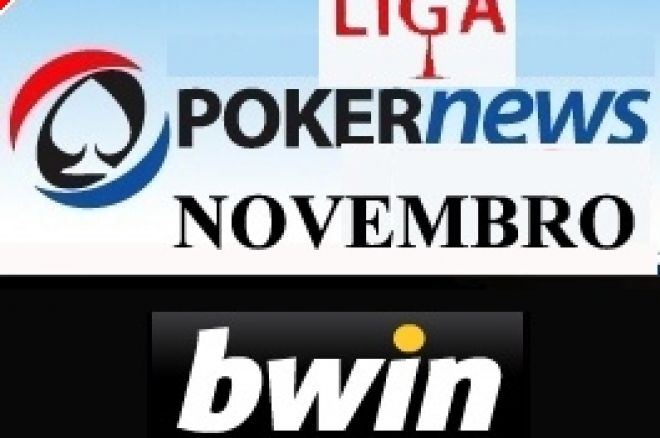 Liga PT.PokerNews Terça-feira 18 Novembro na BWIN 0001