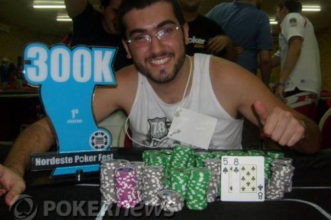 Victor Sbrissa Vence 4ª Edição Do Nordeste Poker Fest 0001