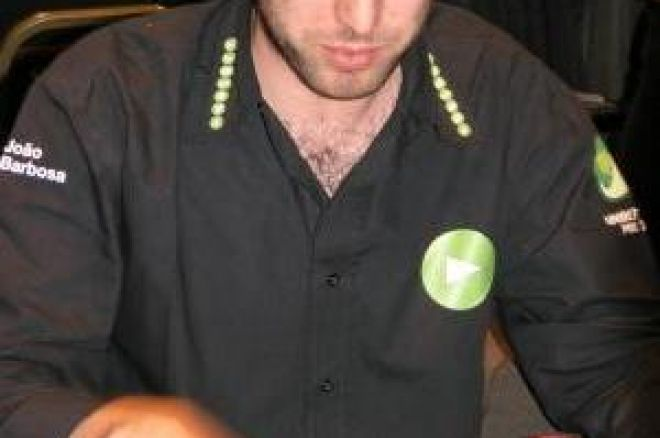 PokerStars EPT Varsóvia, Dia 3: João 'joaobarb' Barbosa na Mesa Final 0001