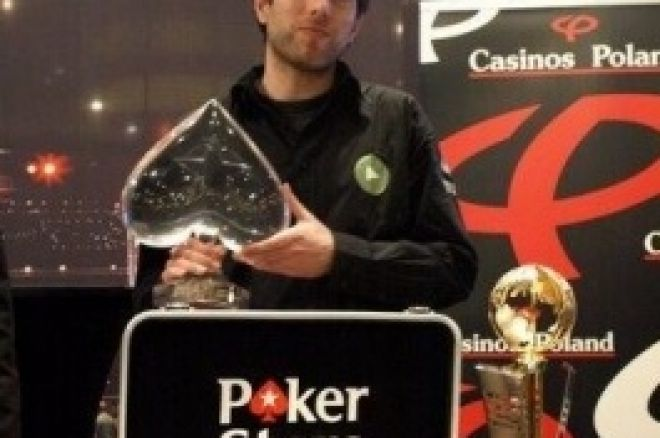 European Poker Tour (EPT) Varsovie 2008 : Joao Barbosa remporte le titre, Mattern 5ème... 0001