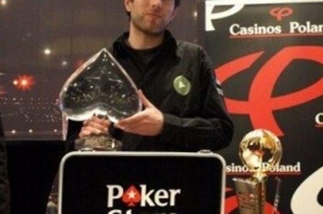 PokerStars.net EPT Varsova, finaalipöytä: Barbosa juhli syntymäpäiväänsä voittamalla 0001