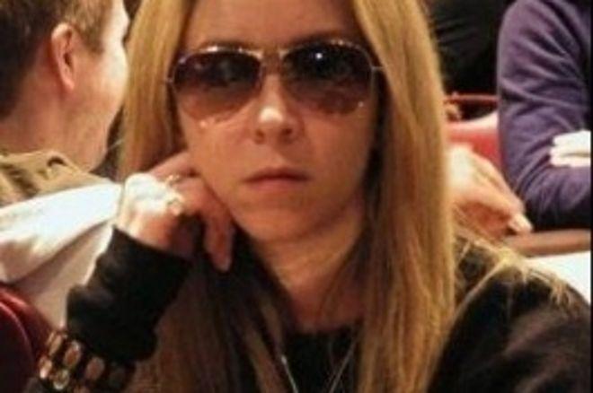 女士扑克聚光灯: Isabelle Mercier 在EPT华沙大赛中玩得很深 0001