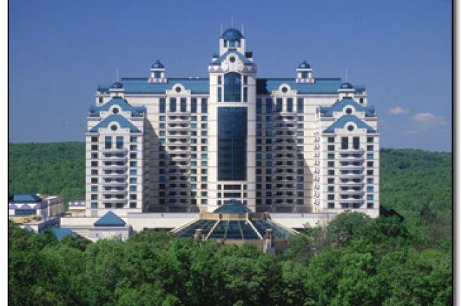 Foxwoods Resort Casino - Salle Poker USA 0001