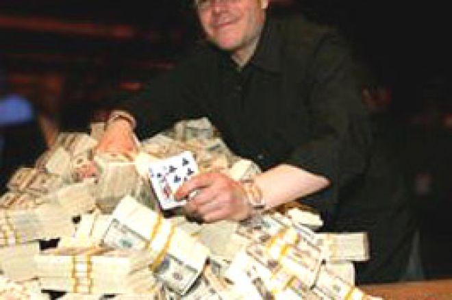 Maailma pokkerimängijate all-time rahaline turniiriedetabel: jätkuvalt tipus ühe-turniiri... 0001