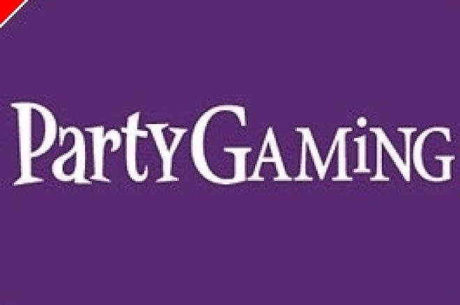 PartyGaming、最新四半期の収支 0001