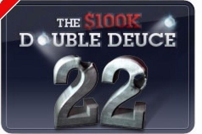 100.000$ Double Deuce turnirji pri Full Tilt Poker 0001