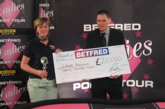 Betfred Ladies Tourney and DTD Greek Champ 0001