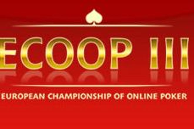 Vinn en plats till event #6 ECOOP III via Tony G Poker 0001