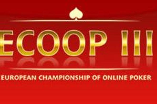 Vinn en plass til event #6 ECOOP III hos Tony G Poker 0001