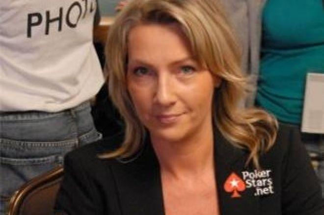 The PokerNews Profile:  Katja Thater 0001