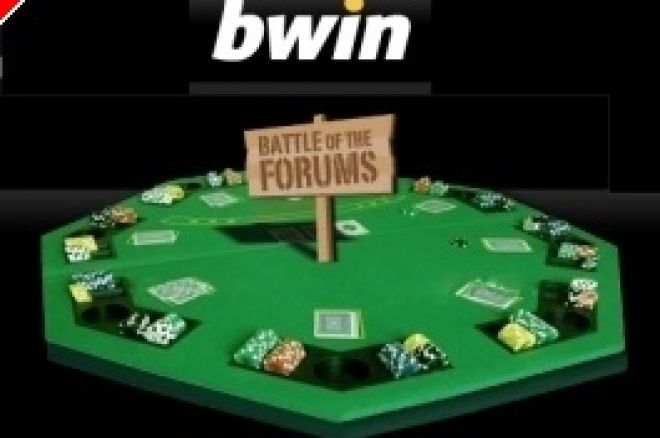 Final da Battle Of The Forums na Bwin Poker 0001