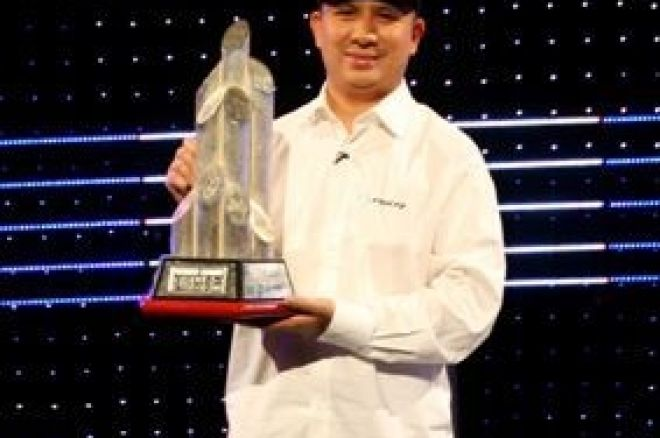 JC Tran Tops Tony G for PartyPoker Premier League III Title 0001