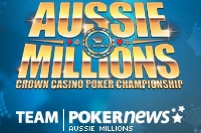 2009 Aussie Millions - Официален График 0001