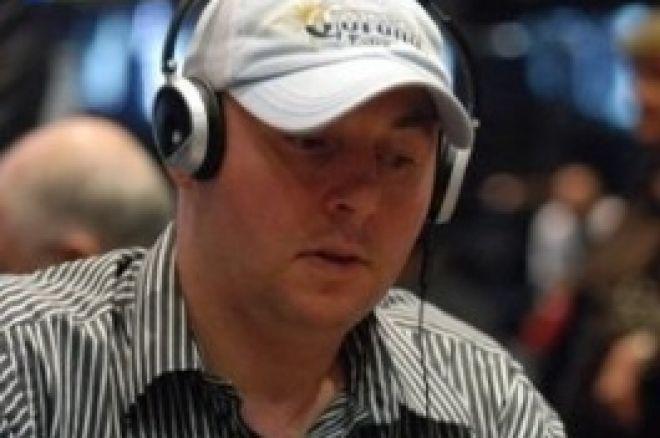 明星扑克网APPT 悉尼赛事第一天a: Phillip Willcocks 很早就领先 0001