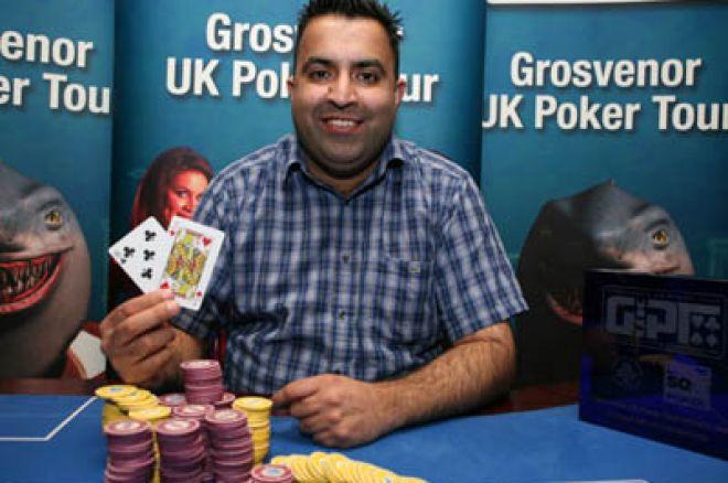 Ash Hussein wins Champion of Champions, Ladbrokes Open Poker Million Betting Markets and more 0001
