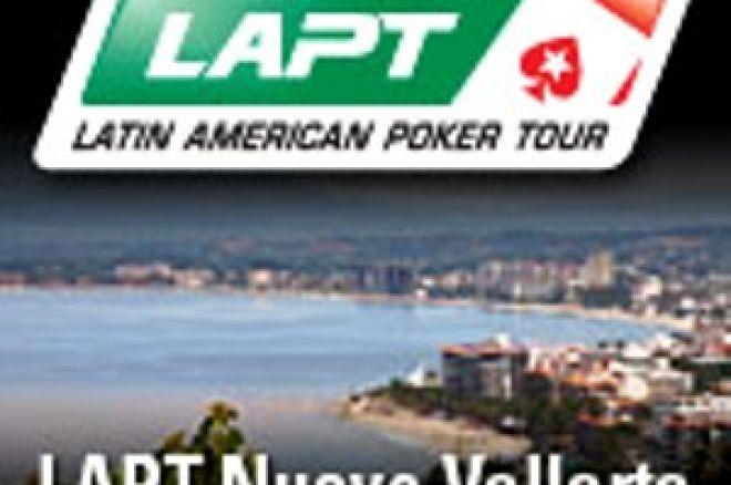 LAPT Nuevo Vallarta Mexico gestaakt op dag 1 0001