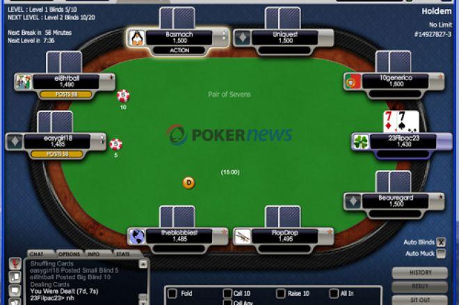 Torneio Natal Forum PokerNews - Carbon Poker 20 Dezembro $1,000.00 Adicionados 0001