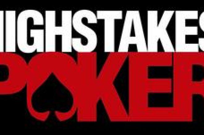 Decididos los jugadores de High Stakes Poker 0001